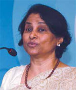 Dr Sunita Gandhi, Chief Academic Advisor, City Montessori School (Lucknow)