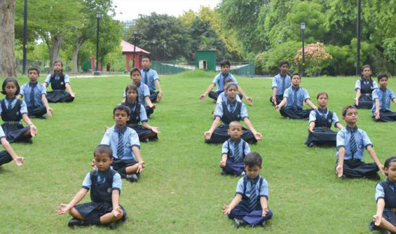 Impact of meditation on the teaching – learning process