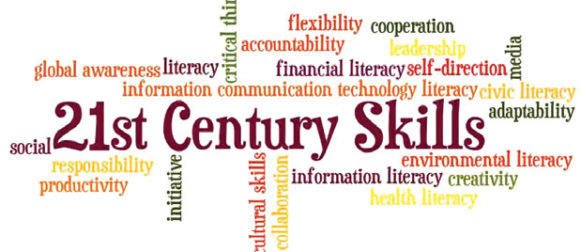 21 century skills Learning for the 21st century, a report from a new public-private coalition known as the partnership for 21st century skills (www21stcenturyskillsorg), articulates a vision of how schools.