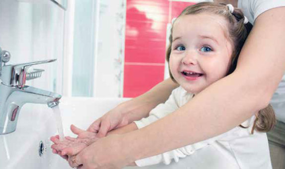 Common ailments in children and their preventive measures