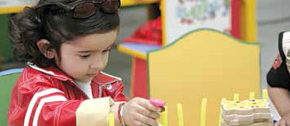 Sustaining Curiosity and Improving Learning Ability of Children